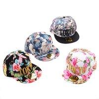 Tokyo Flower Pattern Hat: 2017 New Designs