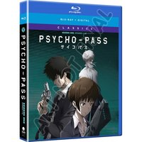 Psycho-Pass Season 1 Blu-ray