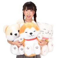 Dokodemo Nekkorogari Tai Animal Plush Collection (Big)