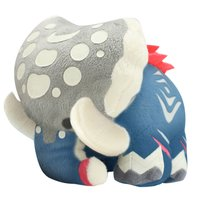 Monster Hunter X Gammoth Large Plush