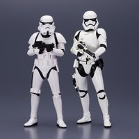 ArtFX+ Star Wars First Order Stormtrooper Figure 2-Pack
