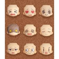 Nendoroid More: Face Swap 01 & 02 Selection Box Set