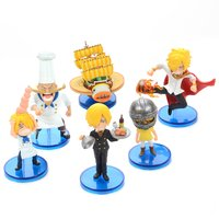 One Piece World Collectable Figure: History of Sanji