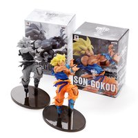 Dragon Ball Z Banpresto World Figure Colosseum Vol. 1: Super Saiyan Goku
