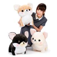 Muchimu Chihuahua Dog Plush Collection (Big)