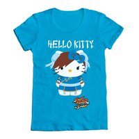 Hello Kitty Chun-Li T-Shirt