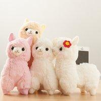 Alpacasso Alpaca Plush Smartphone Stands