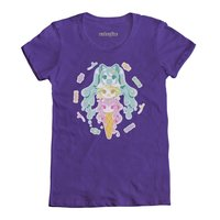 Miku-Rin-Luka Ice Cream T-Shirt