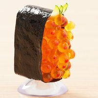 Salted Salmon Roe Sushi Smartphone Stand
