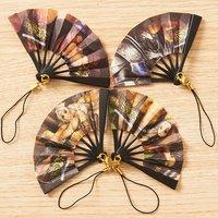 Dragon's Crown Mini Folding Fan Strap
