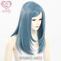 Ash Blue Medium Ver. 2 Wig