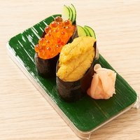 Sea Urchin and Salmon Roe Sushi iPhone 5/5s Case