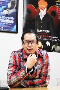 "picture of Interview with Kenji Kamiyama, Director of the Movie ""009 Re:Cyborg"" [1/4] 1"