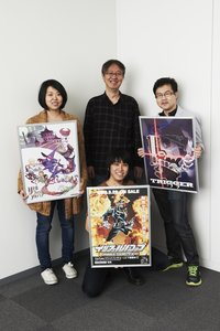 picture of A New Anime Series is the Focus of Attention! Studio Trigger Shares their Thoughts on the Work [3/3] 1