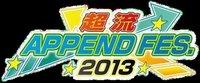 Cho Ryu Append Fes 2013
