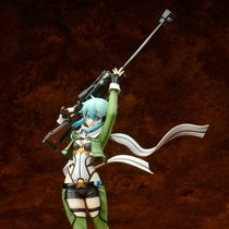 Sword Art Online II Sinon 1/7th Scale Figure [Pre-order]