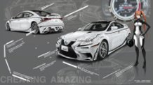 Lexus IS challenge submission
