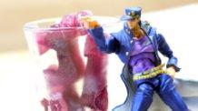 JoJo's bizarre Adventure Jotaro kujo & Manga Ice Tray