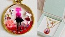 【PUELLA MAGI MADOKA MAGICA】 Madoka motif accessories
