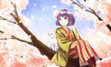 Cherry-blossom color