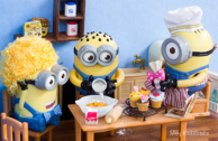 Baking Day with Minions