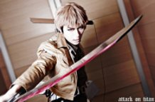 Jean Kirstein  【Attack on Titan】