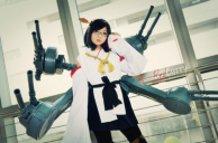 Battleship Kirishima at your service