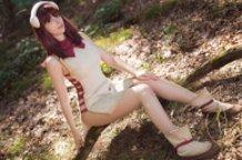 Yuzuriha Ogawa (Dr. Stone) Cosplay by Calssara