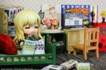 Sena Kashiwazaki's Nendoroid Collection