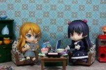 Nendoroid Kirino and Kuroneko Tea Time!