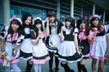 [Photo Report] EOY 2012 Cosplay Festival in Singapore