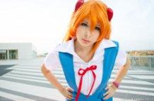 Asuka ''tsundere''