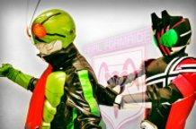 Kamen Rider 2 & Decade