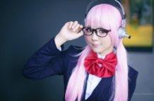 Super Sonico | School Girl Ver.