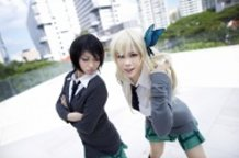 Haganai : Differences