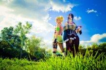 FFX: Rikku and Lulu