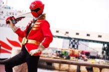 Kaizoku Sentai Gokaiger:Gokai Red