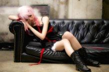 GUILTY CROWN / Inori Yuzuriha