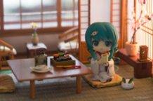 Snow Miku's Ryokan Experience