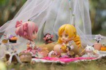 Tea Picnic: Mami and Madoka