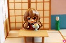 Taiga loves pudding