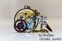 [Touhou Project] Sakuya Izayoi Motif Accessory take2