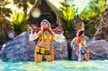 Rikku Thief & Yuna Gunner (Final Fantasy X-20) Cosplay by Calssara & SweetAngel