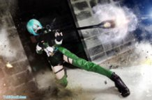 Sword Art Online II Sinon cosplay