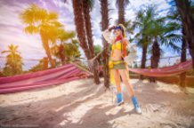 Rikku Thief (Final Fantasy X-20) Cosplay by Calssara