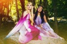 Princess Zelda and Princess Hilda