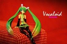 『 VOCALOID ★ MIKU 』