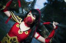 League of Legends: Crimson Akali
