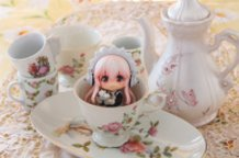 Coffee...Tea...or Me?