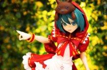 A little Red Riding Hood ~
